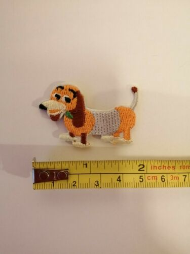 EMBROIDERED CUTE TOY STORY PATCH BADGE IRON OR SEW ON ALIEN SLINKY DOG MR POTATO