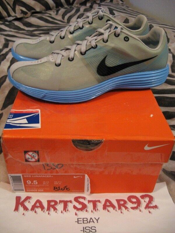 best website 1cc77 f3170 Nike Lunaracer Lunaracer Lunaracer 1 Mercer Edition 9.5 Cyan New 324909 005  98f17f