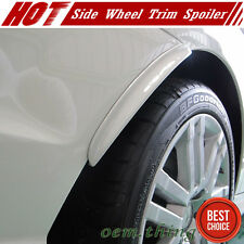BMW 3 SERIES E92 COUPE REAR SIDE WHEEL TRIM SPOILER M3 328i 335i 2013
