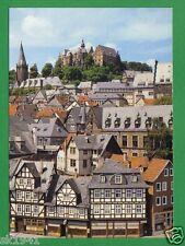 Marburg Lahn Klaus Laaser # 1 Blick auf die Altstadt