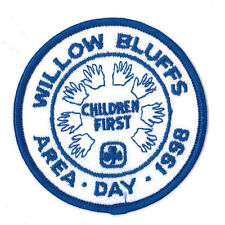 Girl Guide Scout Brownie BADGE PATCH – new! Canada Willow Bluffs Area Day 3""