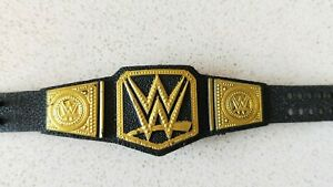 WWE-Wrestling-Championship-Belt-for-Action-Figurine-New-Without-Tag