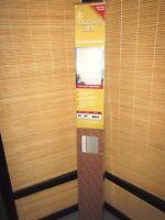 achim home furnishings 1 inch wide window blinds 34 by 64 white misc Home Furnishings