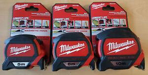 Milwaukee-cinta-magnetica-Cinta-metrica-5m-8m-o-10m-con-MAGNETISMO