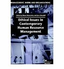 Ethical Issues in Contemporary Human Resource Management by Palgrave Macmillan (Hardback, 1999)