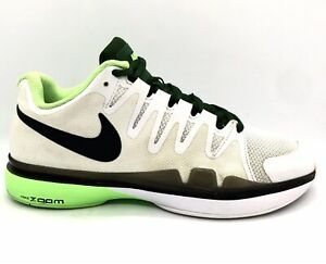 ultimo design prezzo ridotto check-out Details about Nike Federer ZOOM VAPOR 9.5 TOUR Men's Tennis Shoes  631458-103 Sneakers Size 6