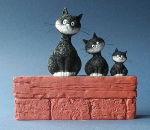 Dubout Cats The Trio DUB56