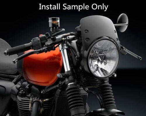 "7//8/"" 22mm Motorcycle Bike Bicycle Aluminum Handlebar Rubber Gel Hand Grips CNC"