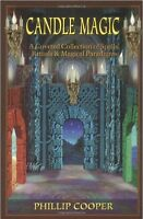 Candle Magic: A Coveted Collection Of Spells, Rituals... (paperback) By Cooper