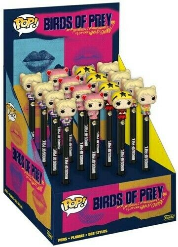 Vinyl Figure FUNKO PEN TOPPERS New Toy Birds of Prey