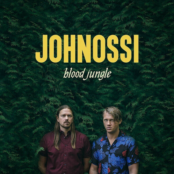Johnossi Blood Jungle 2017 10 Pistes Album CD Neuf/Scellé