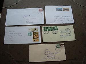 Germany-5-Envelopes-cy86-Germany
