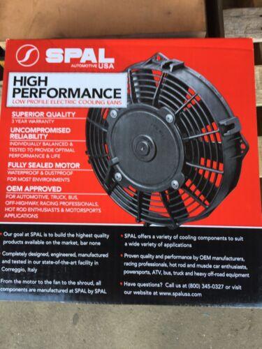 """7.5/"""" Spal Pusher Fan"""