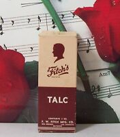 Fitch's Talc For Men 3.0 Oz.