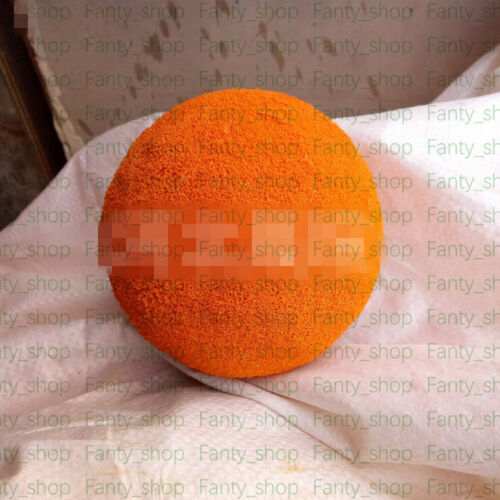 "1x concrete pump medium clean sponge ball 3/"" 80mm for Schwing,Putzmeister #V90CH"