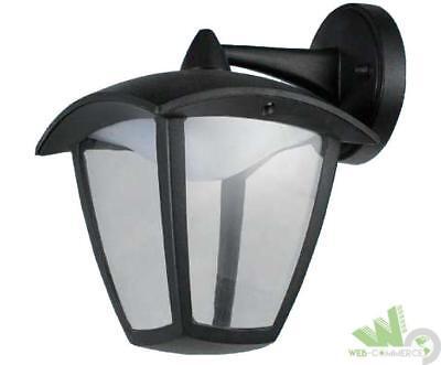 Lanterna lampada a muro applique led xh braccio superiore