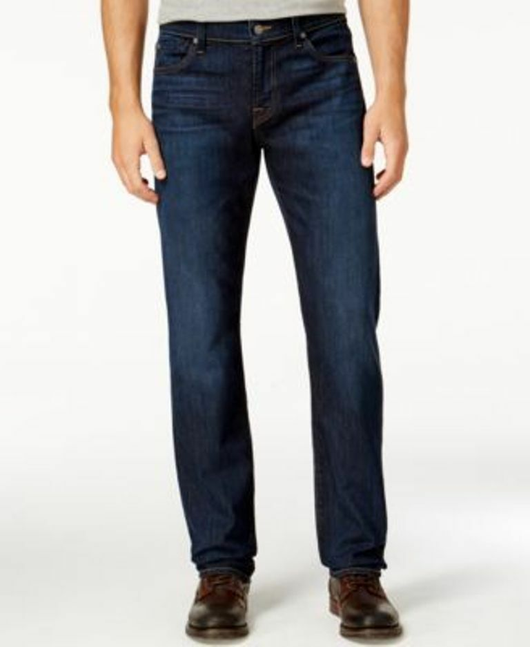 7 For All Mankind Standard Fit Manchester Mens Size 30x34 New 886992893857