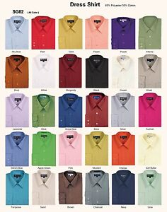 Colorful Dress Shirts for Men