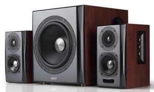 Edifier-S350DB-Bookshelf-Speaker-Subwoofer-2-1-System-Bluetooth-RCA-Coax-Optical