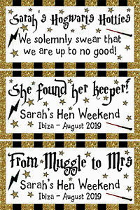 2-x-PERSONALISED-HARRY-POTTER-BANNERS-Muggle-to-Mrs-Hen-Party-Banner