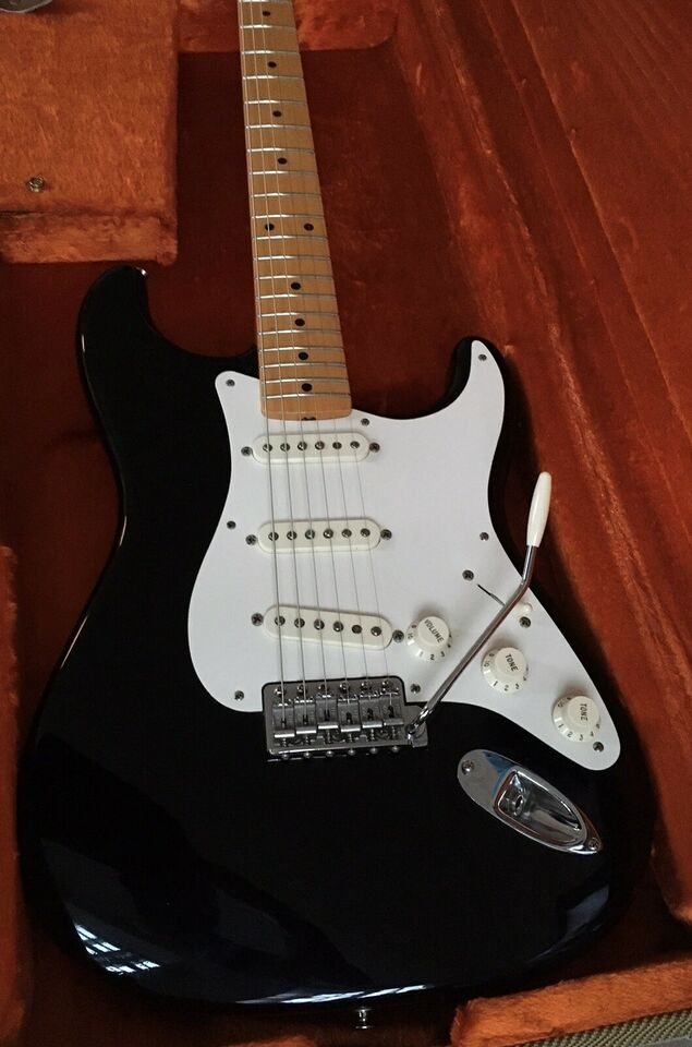 Elguitar, Fender (US) Stratocaster AVRI 57'