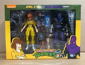 Teenage-Mutant-Ninja-Turtles-Cartoon-Series-3-7-034-Scale-Action-Figure-April-NEW