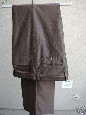 30 Waist NWT Mens Western Cut Pant goldn Brown SwedWarp