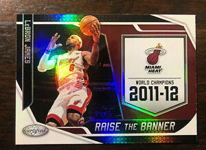 Lebron-James-2019-20-Panini-Certified-Raise-The-Banner-SP-Insert-14