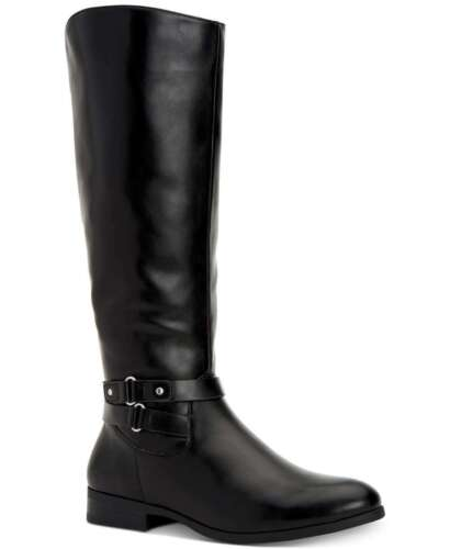 Womens Kindell Leather Closed Toe Mid-Calf Fashion Boots Style /& Co