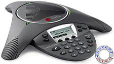 Polycom Soundstation IP 6000 SIP HD Conference Phone Telephone  Inc VAT Warranty