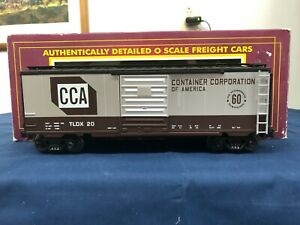 Mth-Container-Corporation-of-America-CCA-Box-Car-20-93011