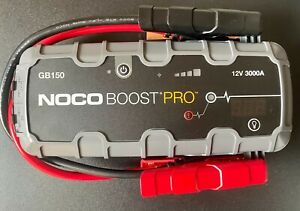 NOCO GB150 Boost PRO 3000A 12V Starthilfegerät Jump Starter Batterie Booster