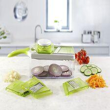 Mandoline Vegetable Slicer Cutter Stainless Steel Blades Kitchen Food Grater