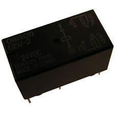 OMRON G5V2-24 Relais 24V DC 2xUM 2A 1152R Relay for Signal Circuits 854068
