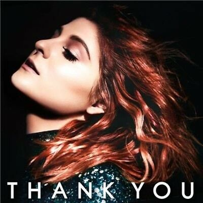 MEGHAN TRAINOR Thank You (Deluxe Edition) CD NEW