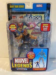 Marvel-Legends-Toybiz-X-Men-Giant-Man-BAF-Weapon-X-Variant-Wolverine-6-034-Figure
