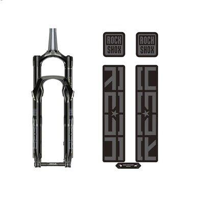 ROCK SHOX Mountain Bike Bikes Fork Shox A STICKER DECAL Free Shipping