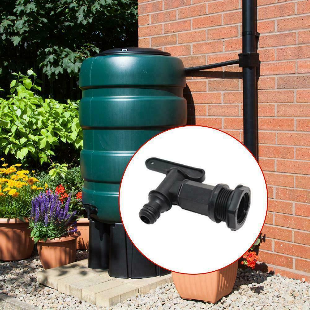 Replacement Water Butt Tap Hozelock Barrel Plastic Beer SALE Home Adaptor