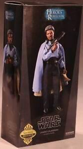 Figurine Star Wars 1: 6 en édition exclusive Lando Calrissian Sideshow Collectibles