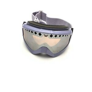 Gordini-Women-s-Purple-Black-Snowboard-Ski-Goggles-Adjustable-Strap-Winter-Sport