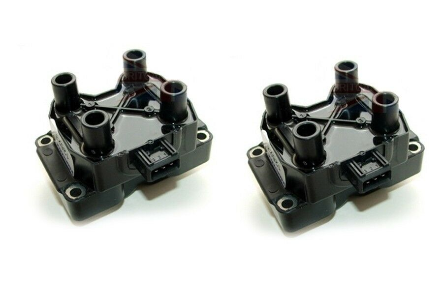 LAND ROVER DISCOVERY 2 1999-2004 IGNITION COIL SET OF 2 NEW INTERMOTOR ERR6045