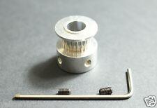 Timing Belt Pulley 8mm Bore Reprap Prusa Mendel 3D Printer Hex Wrench GT2 3D