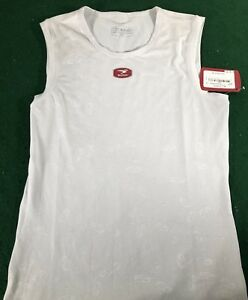 NWT-Women-039-s-Sugoi-RS-Base-Layer-SL-Top-Medium-Cycling-Fitted-Crew-Shirt-Tank