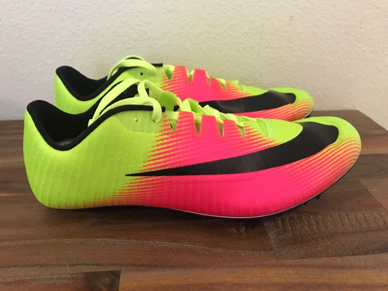 Nike Nike Nike Zoom JA FLY 3 OC Rio Track Field shoes Volt 882032-999 Men Sz 10.-11.5 16724d