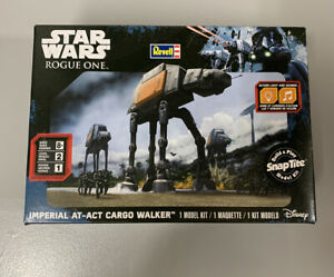 Revell-Star-Wars-Rogue-One-Imperial-AT-ACT-Cargo-Walker-85-1636-Lights-amp-Sound