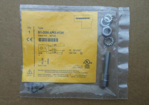Art 46720 OVP TURCK induktiver Sensor BI1-G08K-AP6X-H1341 NEU
