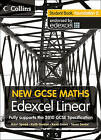 New GCSE Maths - Student Book Foundation 2: Edexcel Linear (A) by HarperCollins Publishers (Paperback, 2010)
