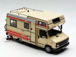 Camper Collection IXO Scale model bus 1//43 Pilote R 470 Citroen C25 1984