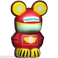 New Disney Vinylmation 3D Toontown Jolly Trolly Pin LE Sealed