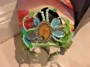 NEW WITH TAG DISNEY STORE TINKERBELL CROWN